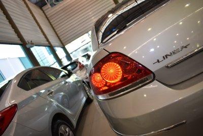 Veículo LINEA 2014 1.8 ESSENCE 16V FLEX 4P AUTOMATIZADO