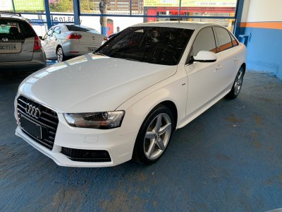 Veículo A4 2016 2.0 TFSI ATTRACTION GASOLINA 4P S TRONIC