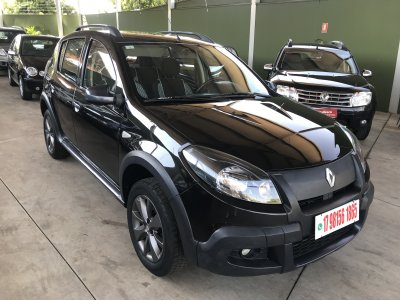 Veículo SANDERO 2014 1.6 STEPWAY TWEED 8V FLEX 4P MANUAL