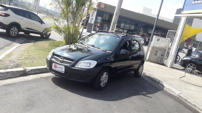 Veículo CELTA 2009 1.0 MPFI SPIRIT 8V FLEX 4P MANUAL