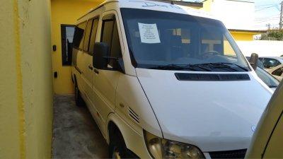 Veículo SPRINTER 2003 2.2 3550 VAN STD 311 CDI DIESEL 3P MANUAL