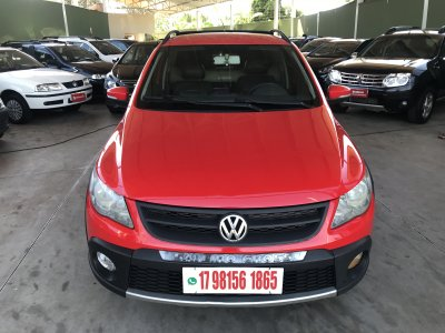 Veículo SAVEIRO 2012 1.6 CROSS CE 8V FLEX 2P MANUAL