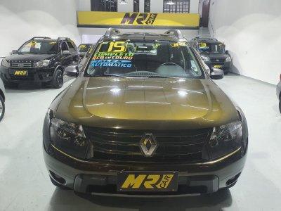 Veículo DUSTER 2015 2.0 TECH ROAD II 4X2 16V FLEX 4P AUTOMÁTICO