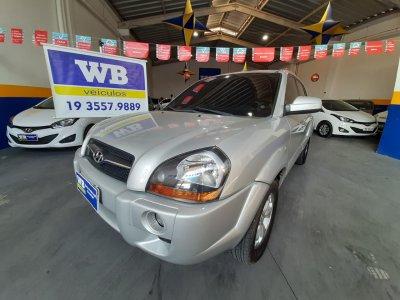 Veículo TUCSON 2012 2.0 MPFI GLS 16V 143CV 2WD GASOLINA 4P AUTOMÁTICO
