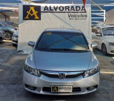 Veículo CIVIC 2010 1.8 LXS 16V FLEX 4P AUTOMÁTICO