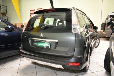 Veículo 207 2011 1.6 ESCAPADE SW 16V FLEX 4P MANUAL