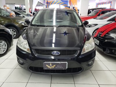 Veículo FOCUS HATCH 2010 1.6 GLX 16V FLEX 4P MANUAL