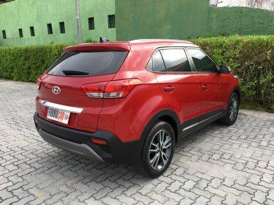 Veículo CRETA 2018 1.6 16V FLEX PULSE AUTOMATICO
