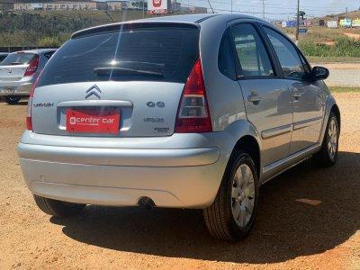 Veículo C3 2011 1.6 EXCLUSIVE 16V FLEX 4P AUTOMÁTICO