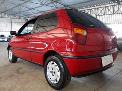Veículo PALIO 1998 1.0 MPI ED 8V GASOLINA 2P MANUAL