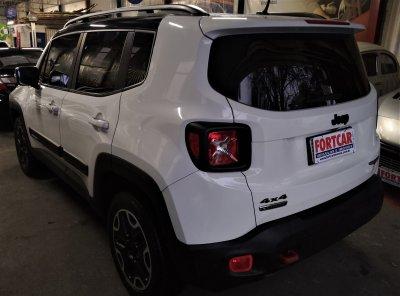Veículo RENEGADE 2016 2.0 16V TURBO DIESEL TRAILHAWK 4P 4X4 AUTOMÁTICO
