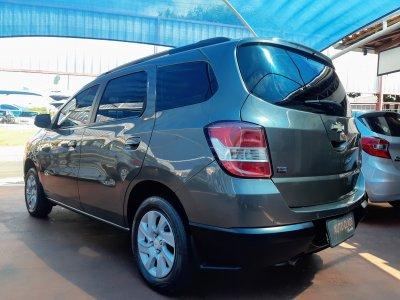 Veículo SPIN 2014 1.8 LTZ 8V FLEX 4P AUTOMÁTICO