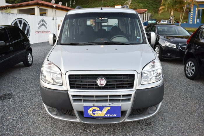 Veículo DOBLÒ 2012 1.4 MPI ATTRACTIVE 8V FLEX 4P MANUAL