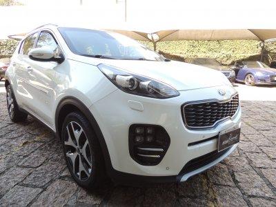 Veículo SPORTAGE 2019 2.0 EX 4X2 16V FLEX 4P AUTOMÁTICO