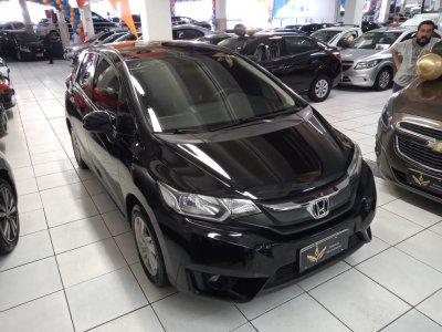 Veículo FIT 2015 1.5 LX 16V FLEX 4P AUTOMÁTICO