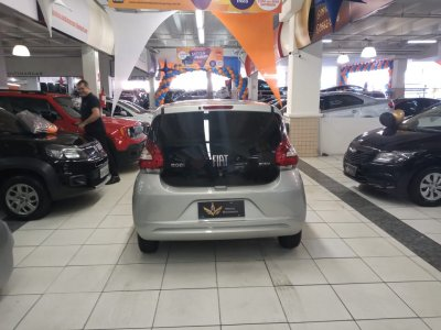 Veículo MOBI 2018 1.0 EVO FLEX EASY MANUAL