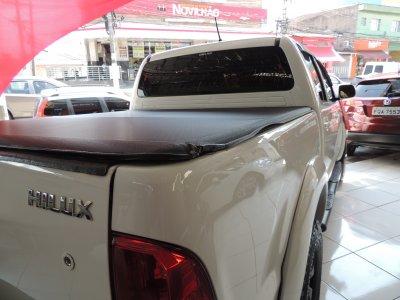 Veículo HILUX 2013 2.7 SR 4X2 CD 16V FLEX 4P AUTOMÁTICO
