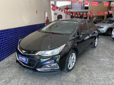 Veículo CRUZE HATCH 2018 1.4 TURBO SPORT6 LT 16V FLEX 4P AUTOMÁTICO