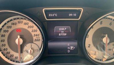 Veículo GLA 200 2015 1.6 CGI ADVANCE 16V TURBO FLEX 4P AUTOMÁTICO