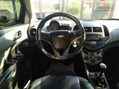 Veículo SONIC SEDAN 2013 1.6 LTZ SEDAN 16V FLEX 4P MANUAL