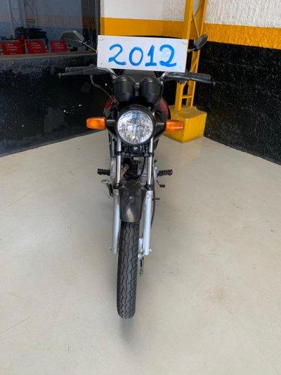 Veículo CG 125 FAN KS 2012 Street