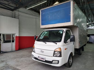 Veículo HR 2017 2.5 LONGO SEM CAÇAMBA 4X2 16V 130CV TURBO INTERCOOLER DIESEL 2P MANUAL