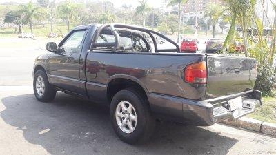 Veículo S10 1996 2.2 EFI DLX 4X2 CS 8V GASOLINA 2P MANUAL