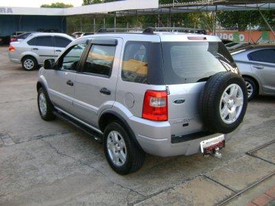 Veículo ECOSPORT 2006 1.6 XLT 8V FLEX 4P MANUAL