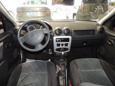 Veículo LOGAN 2008 1.6 PRIVILÈGE 16V FLEX 4P MANUAL