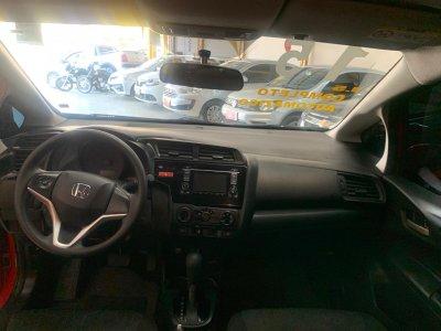 Veículo FIT 2015 1.5 EX 16V FLEX 4P AUTOMÁTICO