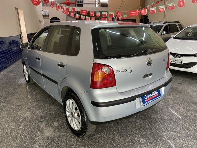 Veículo POLO 2003 1.6 MI 8V GASOLINA 4P MANUAL