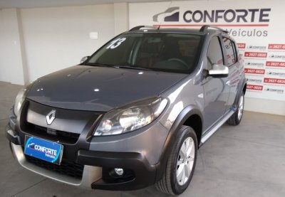 Veículo SANDERO 2013 1.6 STEPWAY 8V FLEX 4P MANUAL