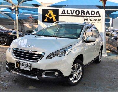 Veículo 2008 2017 1.6 16V FLEX ALLURE 4P AUTOMÁTICO