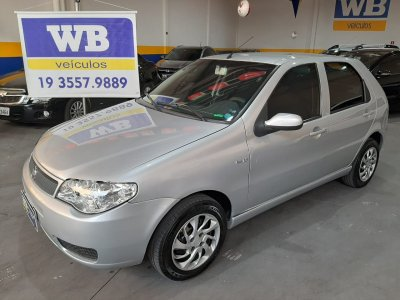 Veículo PALIO 2005 1.3 MPI FIRE ELX 8V FLEX 4P MANUAL
