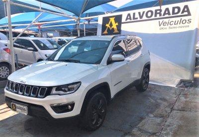 Veículo COMPASS 2017 2.0 16 V DIESEL LONGITUDE 4X4 AUTOMÁTICO