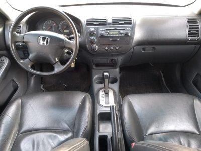 Veículo CIVIC 2005 1.7 LXL 16V GASOLINA 4P AUTOMÁTICO