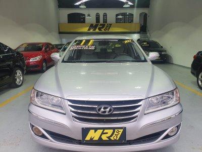 Veículo AZERA 2011 3.3 MPFI GLS SEDAN V6 24V GASOLINA 4P AUTOMÁTICO