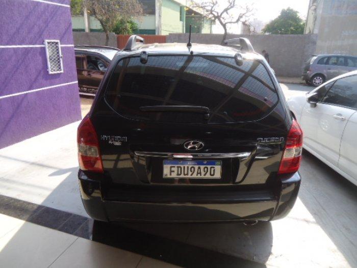 Veículo TUCSON 2013 2.0 MPFI GLS 16V 143CV 2WD GASOLINA 4P AUTOMÁTICO