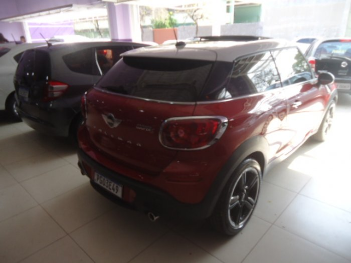 Veículo PACEMAN 2014 1.6 S TOP 16V 184CV TURBO GASOLINA 2P AUTOMÁTICO