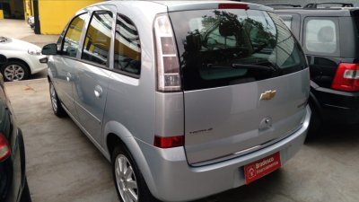 Veículo MERIVA 2010 1.8 MPFI PREMIUM 8V FLEX 4P AUTOMATIZADO