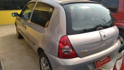 Veículo CLIO HATCH 2007 1.0 AUTHENTIQUE 16V HI-FLEX 2P MANUAL