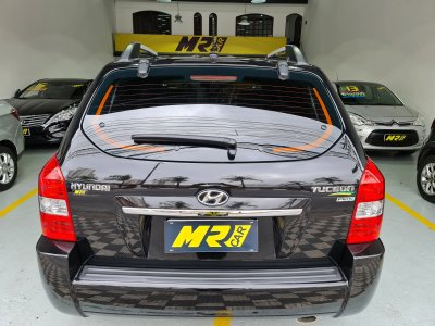 Veículo TUCSON 2016 2.0 MPFI GLS 16V 143CV 2WD FLEX 4P AUTOMÁTICO