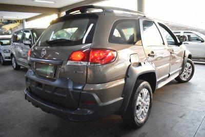 Veículo PALIO WEEKEND 2010 1.8 MPI ADVENTURE WEEKEND 8V FLEX 4P MANUAL