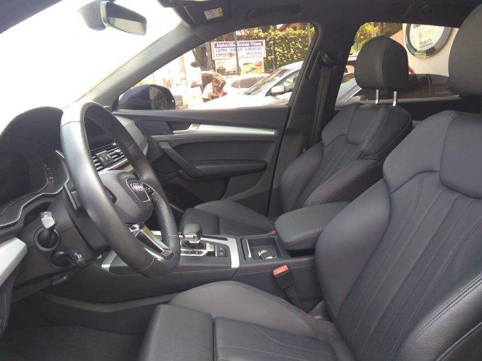 Veículo Q5 2019 2.0 TFSI GASOLINA BLACK S TRONIC