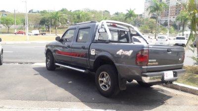 Veículo RANGER 2003 2.5 XLT 4X4 CD 8V TURBO INTERCOOLER DIESEL 4P MANUAL