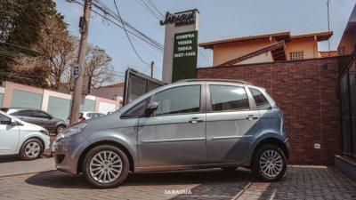 Veículo IDEA 2012 1.6 MPI ESSENCE 16V FLEX 4P AUTOMATIZADO