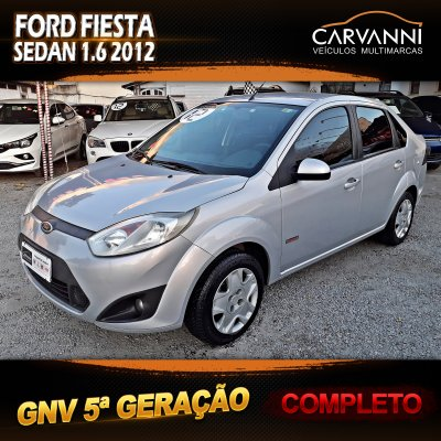 Veículo FIESTA HATCH 2012 1.6 MPI HATCH 8V FLEX 4P MANUAL