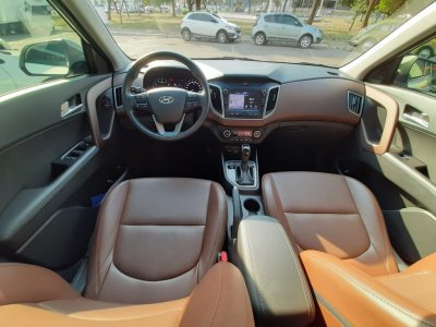 Veículo CRETA 2017 2.0 16V FLEX PRESTIGE AUTOMÁTICO