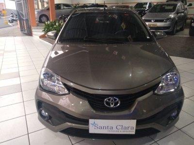 Veículo ETIOS SEDAN 2018 1.5 XLS SEDAN 16V FLEX 4P AUTOMÁTICO