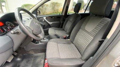 Veículo SANDERO 2012 1.6 PRIVILÉGE 16V FLEX 4P AUTOMÁTICO